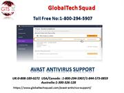 Avast Antivirus Support in Uk Toll Free : 1-800-294-5907