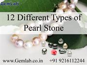 12 Different Types Of Pearl Stone
