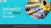 GoEasyPOS - Restaurant POS Systems With New Features!