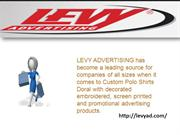 Levy Advertising Power Point Presentation