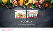Sodexo - UX / UI Design for Customer Portal
