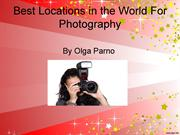 Olga Parno Represent Some Beautiful Locations For Unique Photography