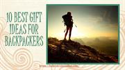 10 Best Gift Ideas for Backpackers