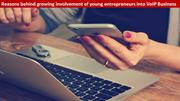 Young entrepreneur in VoIP business(PPT)