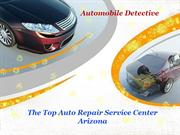 The Top Auto Repair Service Center Arizona
