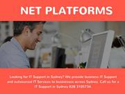 Best Online Backup Solution - Net Platforms