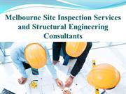 Melbourne Site Inspection Services & Engineering Consultants