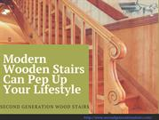 How to install the Custom Wood stairsBy replacing old one