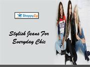 Stylish Jeans For Everyday Chic