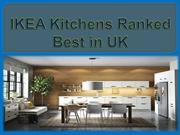 IKEA Kitchens Ranked Best in UK