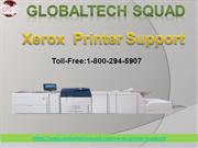 Best Support For Xerox Printer Toll-Free:1-800-294-5907