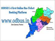 Bus Ticket Booking from Bhubaneswar to Jharsuguda
