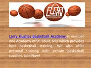 Youth Basketball Programs | Larry Hughes Basketball Academy