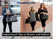 Inspirational Tips on Beauty and Fashion