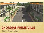Chordias Prime Ville Residential Apartments in jaipur