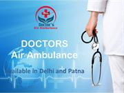 Get 24 Hours Emergency Doctors Air Ambulance Service in Delhi