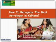 How To Recognize The Best Astrologer in Kolkata?