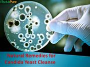 Natural Remedies for Candida Yeast Cleanse