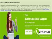 ++ 1-844-204-9299 Avast antivirus customer support number
