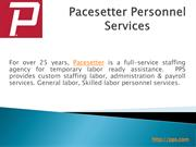 The Pacesetter Payroll Services