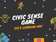 Civic Sense Game | Fun | Creative | # 1 Kids Game | Education