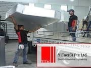 Pir Pre Insulated Duct - Yitac Singapore