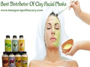 Best Distributor Of Clay Facial Masks
