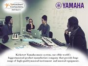 Yamaha - kickStart Computers Yamaha Audio Provider