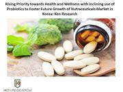 Functional Foods Nutraceuticals and Medicines Korea - Ken Research