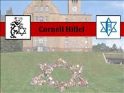 Introduction to Hillel PowerPoint
