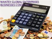 Mantey global enterprises Businesses Consulting