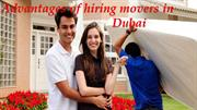 Advantages of hiring a Professional Movers