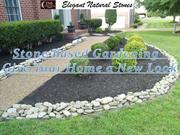 Stone Based Gardening - Give Your Home a New Look