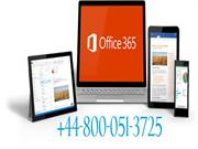 Microsoft Office 365 Support Number