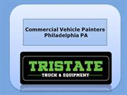 Commercial Vehicle Painters Philadelphia PA