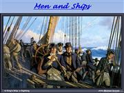 MEN AND SHIPS