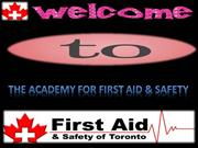 Join Best First Aid Course Online At Reasonable Prices In Toronto
