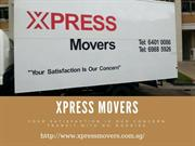 Movers Servics For Stress Free Moving In Singapore