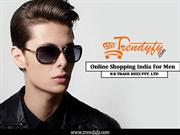 Men Clothes, Footwear, accessories, Online shopping India- Trendyfy
