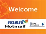Secure Your Hotmail Account 1-800-614-419 | Hotmail Support Australia