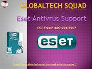 Support For Eset Antivirus Dial Toll-Free 1-800-294-5907