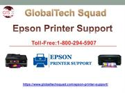 Support For Epson Printer Dial Toll-Free:1-800-294-5907