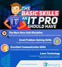 The Basic Skills an IT Pro Should Have