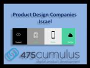 Product Design Companies Israel