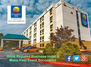 Book Reputed Business Hotel & Make Your Event Successful