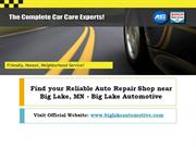 Your-Trusted-Auto-Repair-Big-lake-MN-Big-Lake-Automotive-Shop