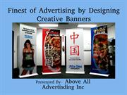 How to Make Effective Use of Advertising Banners