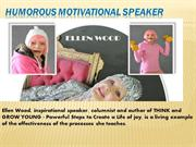 Ellenwoodspeaks.com - Motivational Speaker