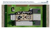 Adaptive Home Automation - Features