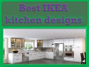 Best IKEA kitchen designs